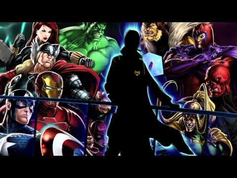 Marvel Los Vengadores | Videojuego Avengers Alliance para Facebook