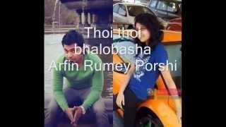 Thoi Thoi Bhalobasha  With Porshi 2013] HD  359