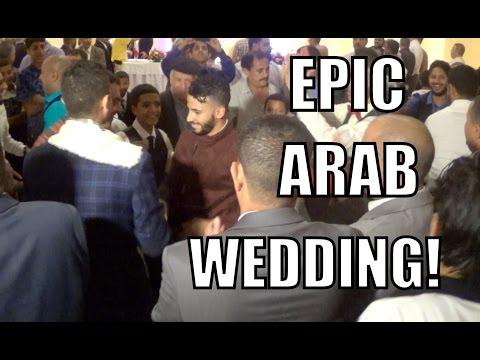 EPIC ARAB WEDDING!