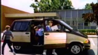 1986 Ford Aerostar commercial
