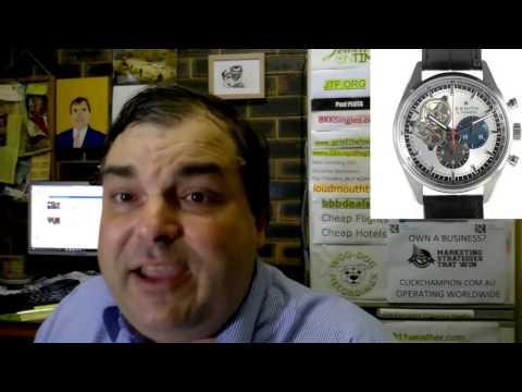 URGENT PAID WATCH REVIEW - Zenith El Primero Chronomaster