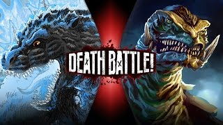 Godzilla VS Gamera | DEATH BATTLE! | ScrewAttack