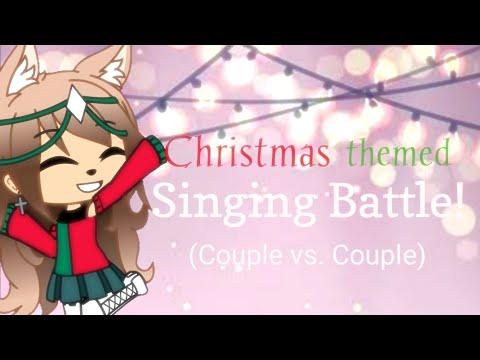 Gacha Life ~ Couple vs. Couple Singing Battle