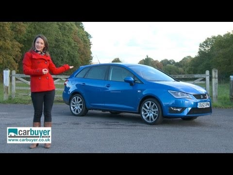 SEAT Toledo Hatchback 2013 Review - Carbuyer | DIY Reviews!