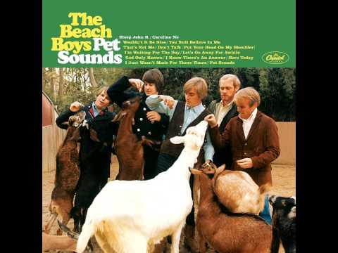 Beach Boys - Lets Go Away For Awhile