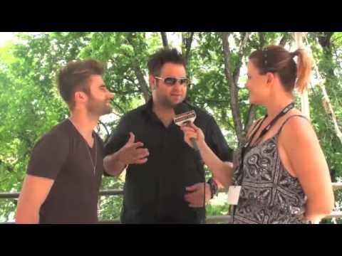 The Swon Brothers on their first CMA Music Fest