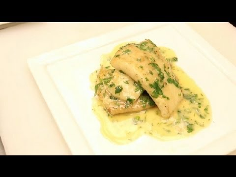 Sauteed sole fish with lemon butter sauce nyc cuisine for Lemon fish sauce recipe