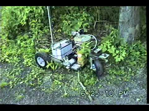 HAM RADIO ROBOT WITH TV CAMERA BANGOR, PA KA2QEP