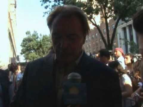 Kathy intervieweing Vin Diesel and Armand Assante !! Video