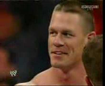 John Cena Randy Orton Gay http://www.blingcheese.com/videos/3/john+cena+and+randy+orton.htm