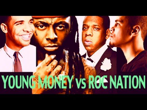 Can Roc Nation Overthrow Young Money's Reign on Hip Hop?