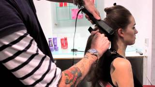 Ben Cooke shows you how to create the perfect ponytail
