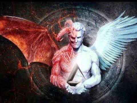 O Engano Religioso Cria a Fé no Deus-Diabo