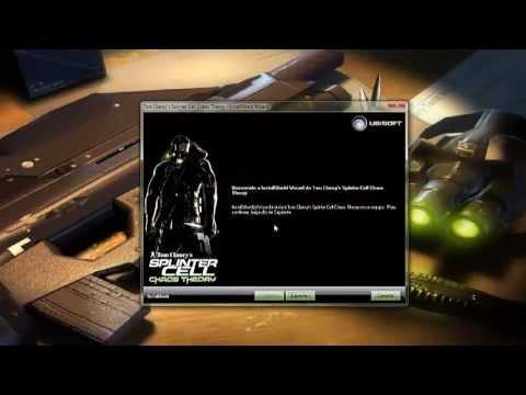 Tutorial + Descargar:Splinter Cell Chaos Theory PC Full ...