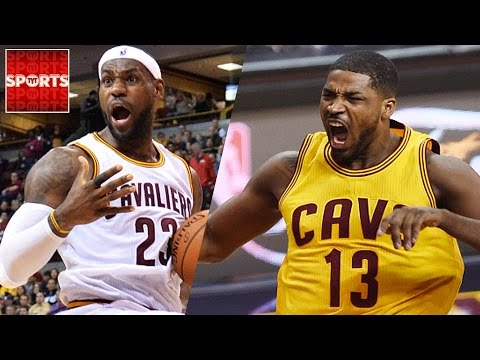 Cavaliers Handling Of Tristan Thompson Is PISSING LEBRON OFF
