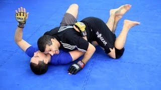 How to Do Body Clinch Moves   MMA Fighting