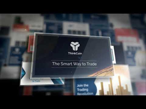 Обзор ICO ThinkCoin.Торговая платформа нового поколения.Review ICO Thinkcoin.