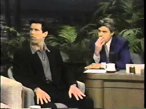 Leno: Pierce Brosnan (1992)
