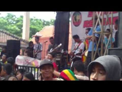 video Jg reggae scooter mania peron satoe cover live sound of reggaeska ponorogo