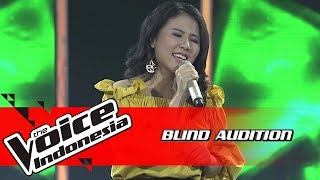 Erlin - Kau Adalah | Blind Auditions | The Voice Indonesia GTV 2018