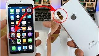 iPhone X 'in Bilinmeyen 7 Gizli Özelliği!