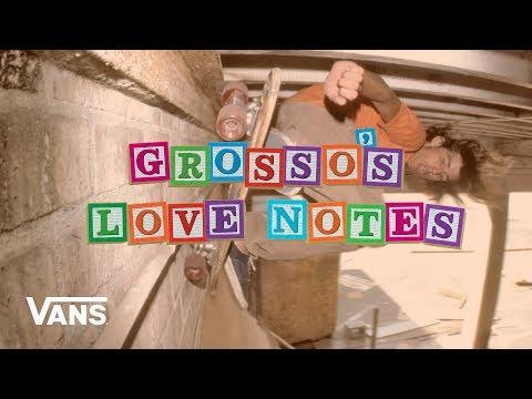 Loveletters Season 10: Hackett Slash Love Note   Jeff Grosso's Loveletters to Skateboarding