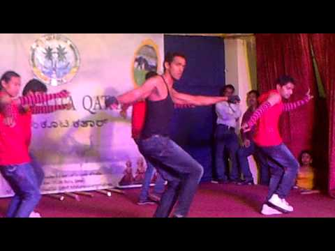 Ek Pal Ka Jeena Remix By Dj Akheel Performed By Hemanth N Grp (tulukoota Qatar) video