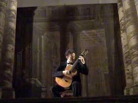 Francisco Tarrega Danza mora
