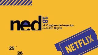 Congreso de Negocios en la Era Digital - NED 2018 (Spot)