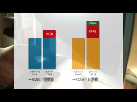 台電夏月用電與電價說明