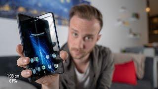 Samsung Galaxy Fold Real World Test