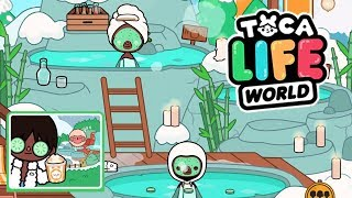 Toca Life: World - New Location Hot Spring