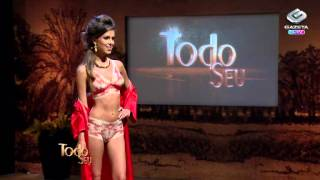 Bradelis Lingerie Ss2016 Sexy Runway Show During Style Ny Fashion Week Gotham Hall