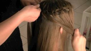 Video Tutorial: Trenza de cascada