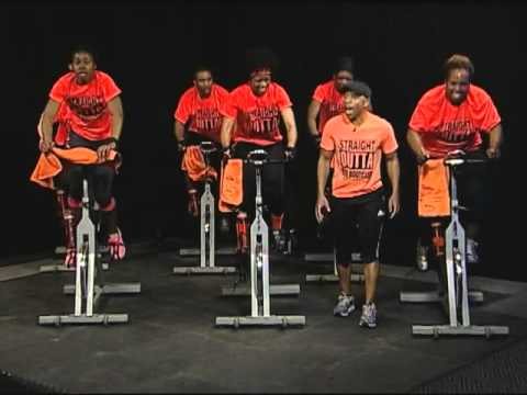 Stayin' Fit: Spin Class with BKM Fitness Bootcamp 2016