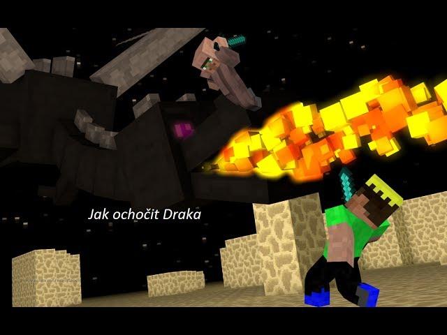 Minecraft Film - Jak ochočit draka