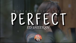 ED SHEERAN - PERFECT | COVER BY HANIN DHIYA (LYRIC)