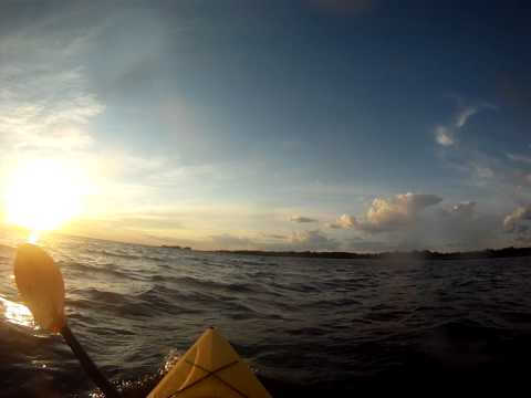 Kayaking in Sandy Hook Bay Part 2