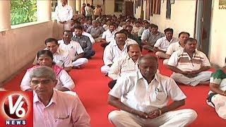 International Yoga Day 2018 Celebrations Grandly Held In Hyderabad City  - netivaarthalu.com