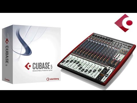 CUBASE 5: ¿Qué es el Multitrack? ¿Cómo grabar en Multitrack?  [2]