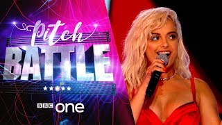 Download Lagu The Way I Are (Dance With Somebody): All the King's Men ft Bebe Rexha - Pitch Battle: Live Final Gratis STAFABAND