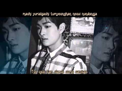 SHINee - Excuse me miss (Audio) Sub español+Rom