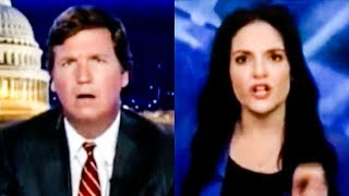 Tucker Carlson Gets DESTROYED By Nomiki Konst On His Own Show