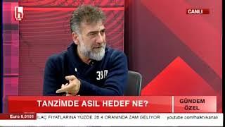 Tanzim satışının arka planı / Can Coşkun ile Gündem Özel/Gazeteci Mustafa Hoş/ 14.02.2019