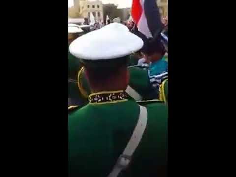 Millions Across Egypt Celebrate Sinai Liberation