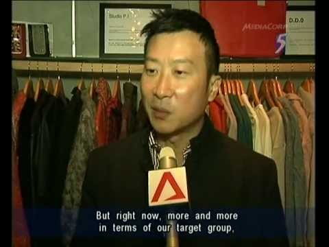 Singapore Channel 5 News 9.30PM @ 07-05-2012