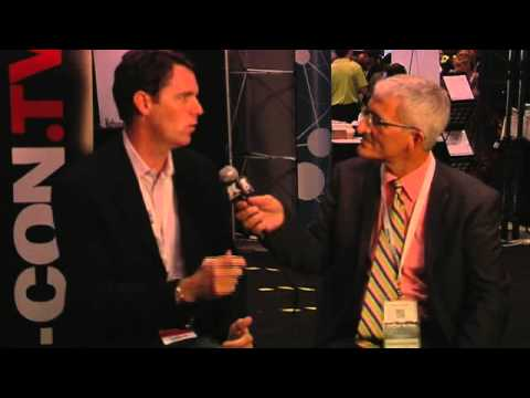 SYS-CON.tv @ 11th Cloud Expo | Robert Miggins, SVP of Business Development for PEER 1 Hosting