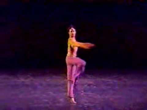Danny Tidwell - Le Corsaire - IBC Jackson 2002