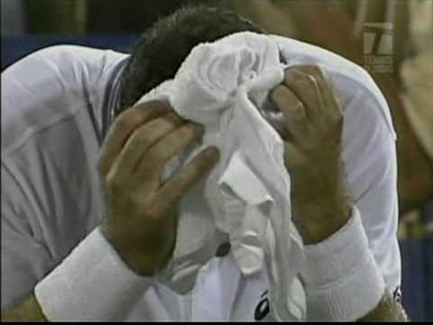 Pete Sampras vs Alex Corretja Only the tennis (6/6)