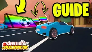 HOW TO GET THE FLAGS SPOILER EASY! Roblox Jailbreak NEW UPDATE MINIGAME! (Flags Spoiler Full Guide)